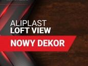 Nowy dekor w palecie Aliplast Loft View zdj. 1