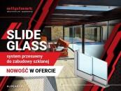 System Slide Glass - nowość w ofercie systemów aluminiowych Aliplast zdj. 1