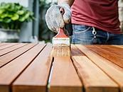 Jak zabezpieczyć drewno przed zimą? zdj. 2