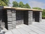 9 zastosowań murka z elementów betonowych zdj. 5