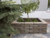 9 zastosowań murka z elementów betonowych zdj. 8