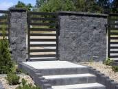 Stylowe ogrodzenia z bloczków betonowych - estetycznie i błyskawicznie zdj. 13