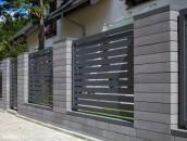 Stylowe ogrodzenia z bloczków betonowych - estetycznie i błyskawicznie zdj. 20