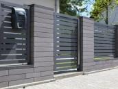 Stylowe ogrodzenia z bloczków betonowych - estetycznie i błyskawicznie zdj. 18