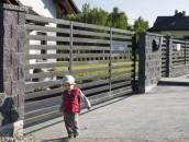 Stylowe ogrodzenia z bloczków betonowych - estetycznie i błyskawicznie zdj. 10