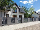 Stylowe ogrodzenia z bloczków betonowych - estetycznie i błyskawicznie zdj. 21