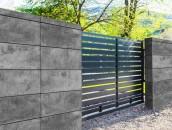 Stylowe ogrodzenia z bloczków betonowych - estetycznie i błyskawicznie zdj. 9