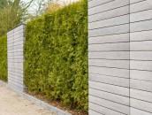 Stylowe ogrodzenia z bloczków betonowych - estetycznie i błyskawicznie zdj. 19