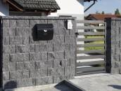Stylowe ogrodzenia z bloczków betonowych - estetycznie i błyskawicznie zdj. 15