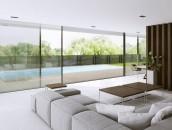 Aluminiowa stolarka na miarę XXI wieku - inteligentny dom z Aluprof zdj. 4
