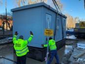 Realizacja stacji transformatorowej dla fotowoltaiki zdj. 2