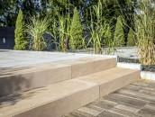 Dekoracyjne elementy betonowe w ogrodzie zdj. 21