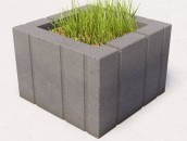 Dekoracyjne elementy betonowe w ogrodzie zdj. 9