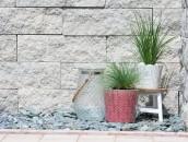 Dekoracyjne elementy betonowe w ogrodzie zdj. 17