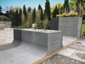 Dekoracyjne elementy betonowe w ogrodzie zdj. 5