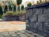Dekoracyjne elementy betonowe w ogrodzie zdj. 18