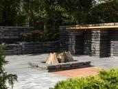 Dekoracyjne elementy betonowe w ogrodzie zdj. 14