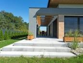 Dekoracyjne elementy betonowe w ogrodzie zdj. 24