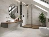 Mała łazienka w wielkim stylu zdj. 1