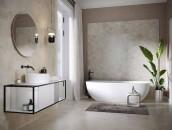 Mała łazienka w wielkim stylu zdj. 5