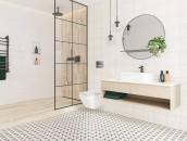 Mała łazienka w wielkim stylu zdj. 3