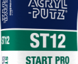 ACRYL-PUTZ® ST12 START PRO