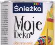 Emalia Akrylowa Do Drewna i Metalu MOJE DEKO