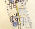 ATELIER LOEGLER Block 2 IBA 87, Berlin-Kreuzberg, 1987