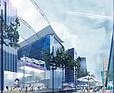 ATELIER LOEGLER Plan regulacyjny Chopin Airport City, Warszawa, 2010